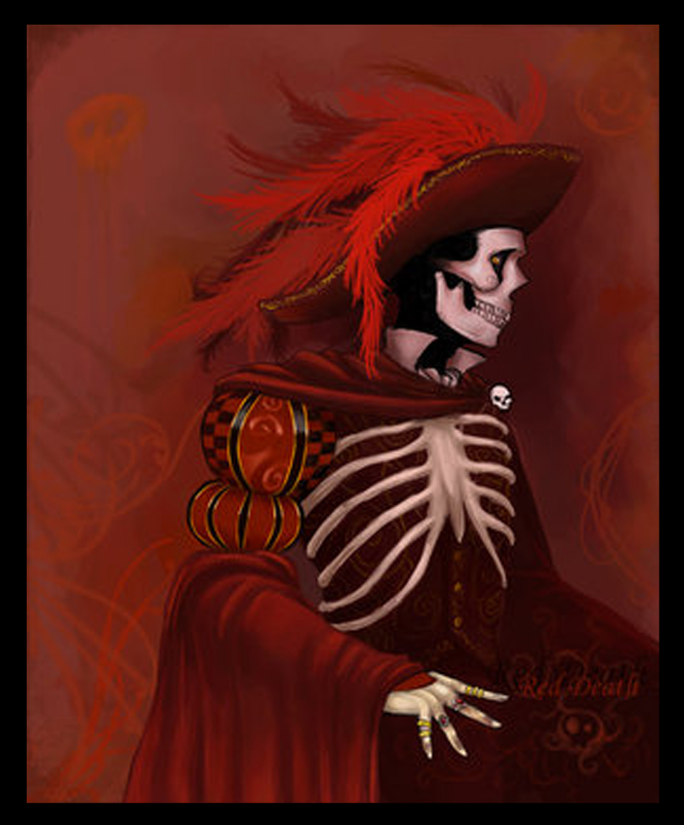 the masque of the red death text